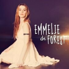 EMMELIE DE FOREST - ONLY TEARDROPS  CD  12 TRACKS INTERNATIONAL POP  NEW+