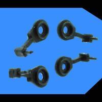 FB-2 SHOCK FOR SIDEFRAMES (4) EARLY VERSION  ATLAS 867312 HO U23B DASH