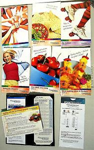 Weight Watchers Turnaround starter Kit books QuikTrak Points finder Calculator