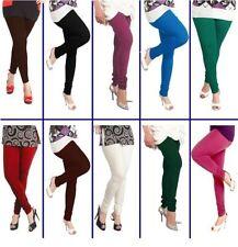 Wholesale Lot of 10 Pcs XL Indian Churidar Women Leggings Cotton Jogging Pants