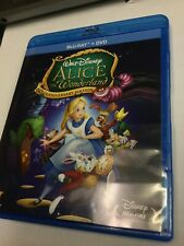 Alice In Wonderland [Two-Disc 60th Anniversary Blu-ray/DVD Combo]