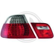 DIEDERICHS HECKLEUCHTENSATZ BMW 3 1214998 BMW 3er Cabriolet E46