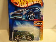 2004 Hot Wheels #11 Dark Green Blings Lotus Espirirt w/Gold PR5 Wheels