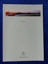 Mercedes-Benz SLK Roadster - Typ R170 - Prospekt Brochure 05.1999