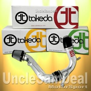 CARB LEGAL TAKEDA STAGE 2 COLD/SHORT AIR INTAKE FOR 09-12 ACURA TSX 2.4L POLISH