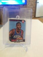 2014-15 JOEL EMBIID Mini NBA HOOPS ROOKIE sticker No. 52. Rare sticker