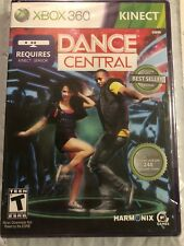 DANCE CENTRAL (W/240 POINTS CARD) - Xbox 360 - (BRAND NEW)