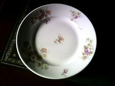 Antique Limoges China Dinner Plate