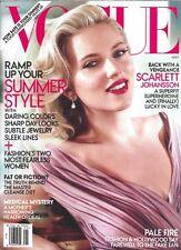 Magazine - Fashion - Vogue May 2012 - Scarlett Johansson - Ramp Up Summer Style