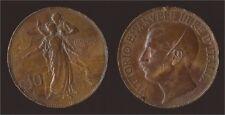 10 CENTESIMI 1911 CINQUANTESIMO UNITA' D'ITALIA - VITTORIO EMANUELE III