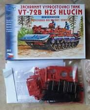 Pompiers-montagnes chars vt-72b hzs - 1:87 Kit