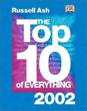 Top 10 of Everything 2002 Ash, Russell Paperback