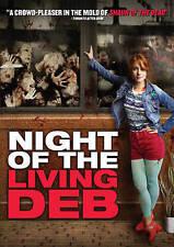Night of the Living Deb (DVD, 2016)