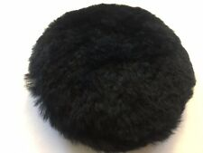 "Real fur, Lambskin, Sheepskin dog toy, Fetch Toy, soother 5""-6"""