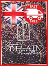A Decade of Delain - Live at Paradiso  2 CD/1 DVD / 1 bluray set