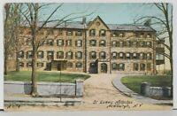 NY Newburgh St Lukes Hospital New York  Postcard M5