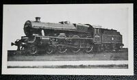 LMS  Jubilee Class 6P  4-6-0  Amethys Steam Engine  Locomotive   Photo Card