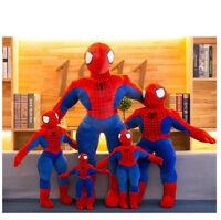 Homecoming Spider-Man Plush Toy Marvel Doll Super Hero Pillow Children Gift