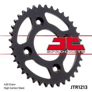 JT Sprockets - JTR1213.37 - Steel Rear Sprocket 37T Honda XR50R CRF50F 2000-2016