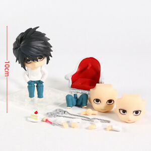 Death Note L 2.0 1200 / Light Yagami 2.0 1160 PVC Action Figure Mode Toys In Box