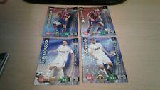 2009/10 Panini UEFA Champions League Super Srikes Star Players Cards x19