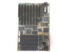 CADAC CMVO-1 Motherboard, Intel NG8038SX-16 @ 16MHz, 8MB RAM, 8x ISA Slots