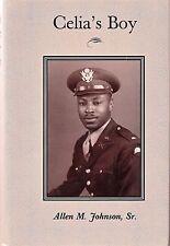 CELIA'S BOY (2001) Allen M. Johnson, Sr. African-American Mormon Priest TEXAS