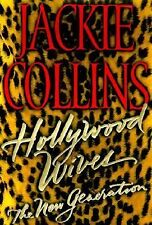 Hollywood Wives by Jackie Collins (2001, Hardcover)