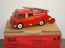 Citroen T55 Guinard Cabine Heuliez 1963 - CCC France 1:50 in Box 1/100pcs *35682