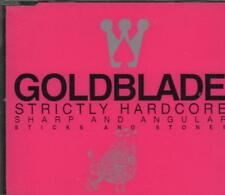 Gold Blade(CD Single)Strictly Hardcore--New