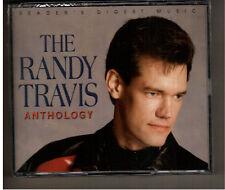 Mega Rare NEW Sealed Reader's Digest Randy Travis Anthology 3 CD Set 2006