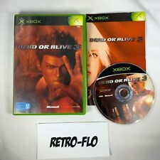 Dead Or Alive 3 - Jeu Xbox Complet