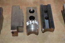 F714 Satz Weiche Backen SCHUNK KM-WB 101 Spannbacken Aufsatzbacken 1,5mmx60°
