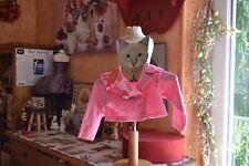 VESTE NEUVE marese  2 ans camille rose sirene voir le tee shirt assorti