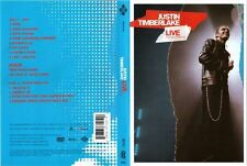 Justin Timberlake - Live From London CD+ DVD Set [PAL; Region 4]  ** NEW DVD+CD*