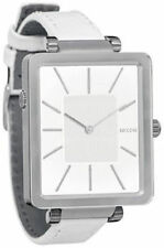 Nixon Women's Silver Case Wristwatches