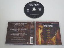 VARIOUS/SE7EN(ORIGINAL MOTION PICTURE SOUNDTRACK(CINERAMA 0022432CIN)CD ALBUM