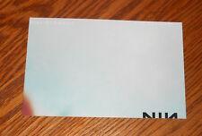 Nine Inch Nails The Fragile Halo Fourteen Postcard 1999 Promo 6x4