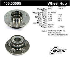 Wheel Bearing and Hub Assembly-FWD Rear Centric 406.33005