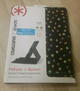 Speck Fitfolio Tablet Case for Ipad 2/3rd Generation