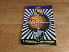 More details for 1998 world club championship - real madrid v vasco da gama @ japan