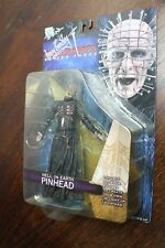 "Neca Reel Toys Hellraiser Series 3 Hell on Earth 7"" Pinhead Signed Autographed"