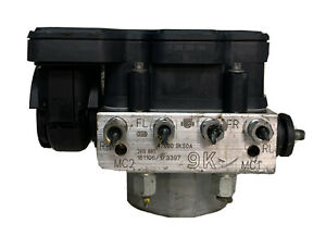 ABS Anti Lock  Brake Pump 15 - 2019 Nissan Versa 1.6   47660 9KS0A