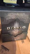 Diablo III Reaper Of Souls Edición de Coleccionista - Sólo la Caja Vacía