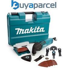 Makita TM3000CX14 240v Corded Oscillating Multi Tool TM3000 + 27pc Accessory Set