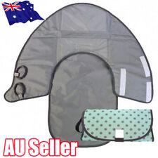 Waterproof Portable Clean Hands Baby Diaper Changing 3-in-1 Diaper Clutch Pad BO