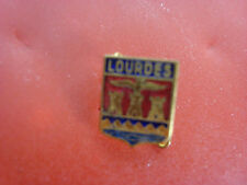 pins pin broche blason france lourdes