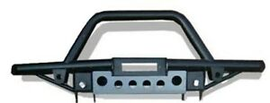 LAND ROVER DISCOVERY 2 TUBULAR WINCH BUMPER WITH A-BAR(SUITS MOST WINCHES)
