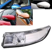 Wing Mirror Lens Cover Indicator Light Ford Fiesta 08-14 UK Passenger Left Side