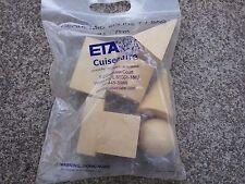 Basic Geometric Solids set of 7 wooden shapes ETA Cuisenaire